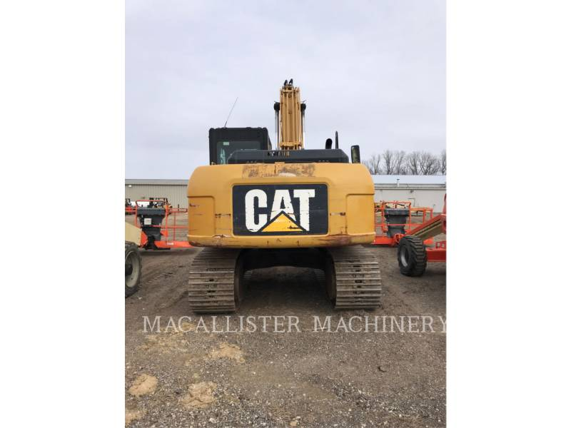 CATERPILLAR KETTEN-HYDRAULIKBAGGER 315DL equipment  photo 3