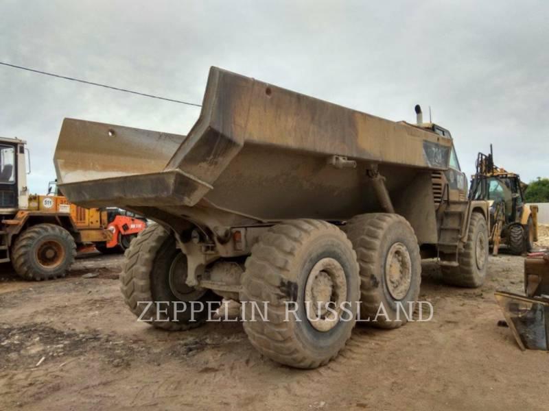 CATERPILLAR KNIKGESTUURDE TRUCKS 730 equipment  photo 3