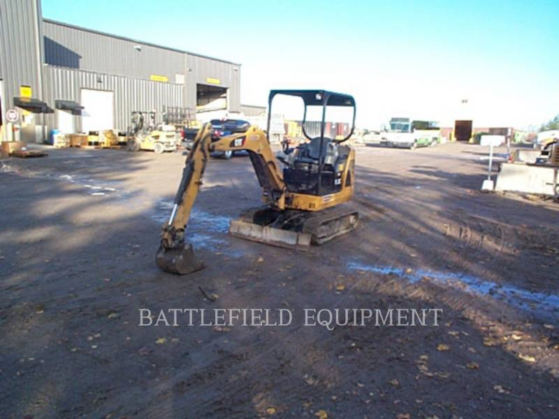 CATERPILLAR PELLES SUR CHAINES 301.8C equipment  photo 2