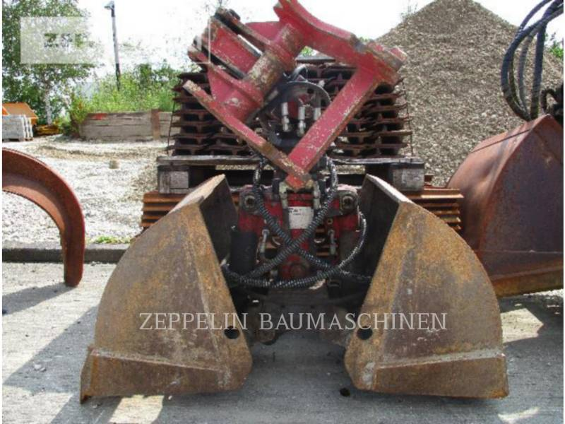 HYDRAULIK-GREIFER-TECHNOLOGIE-GMBH WT - GRAPPIN DCS2-600 equipment  photo 1