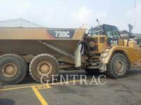 Equipment photo CATERPILLAR 730C 铰接式卡车 1
