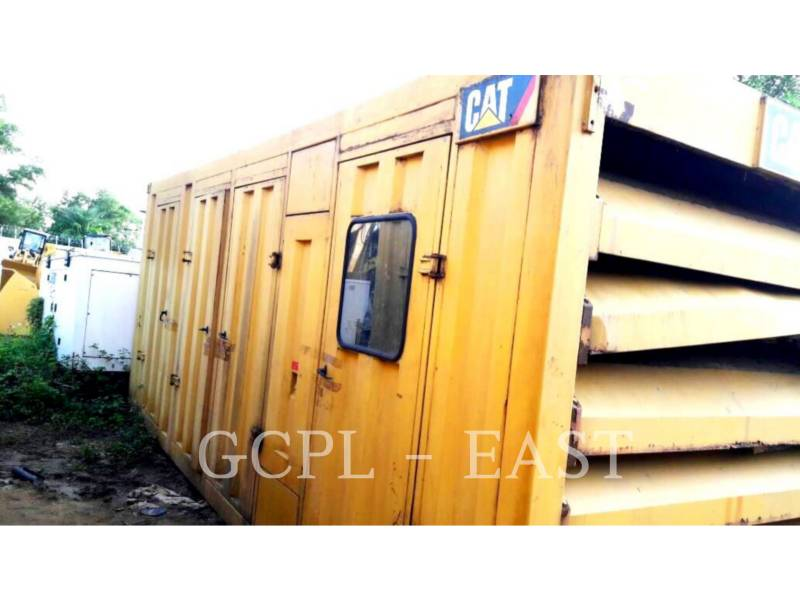 CATERPILLAR STATIONARY - DIESEL 725 KVA equipment  photo 1