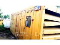 Equipment photo CATERPILLAR 725 KVA STATIONAIR - DIESEL (OBS) 1