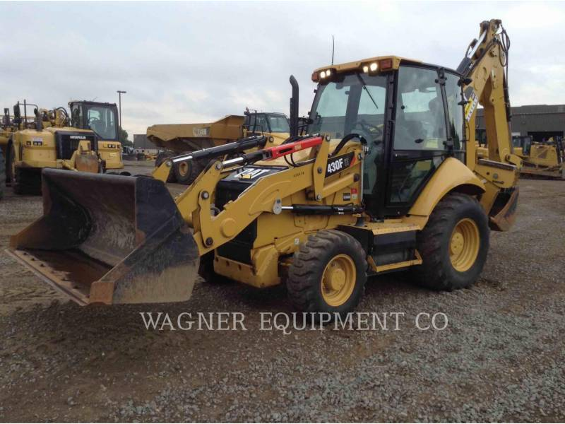 Caterpillar BULDOEXCAVATOARE 430F IT4WE equipment  photo 1