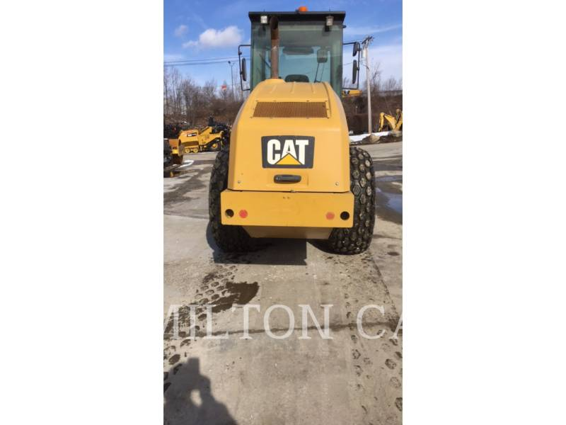CATERPILLAR COMPACTORS CS66B equipment  photo 7
