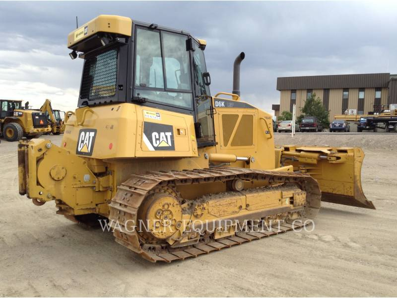 CATERPILLAR KETTENDOZER D6KLGP equipment  photo 3