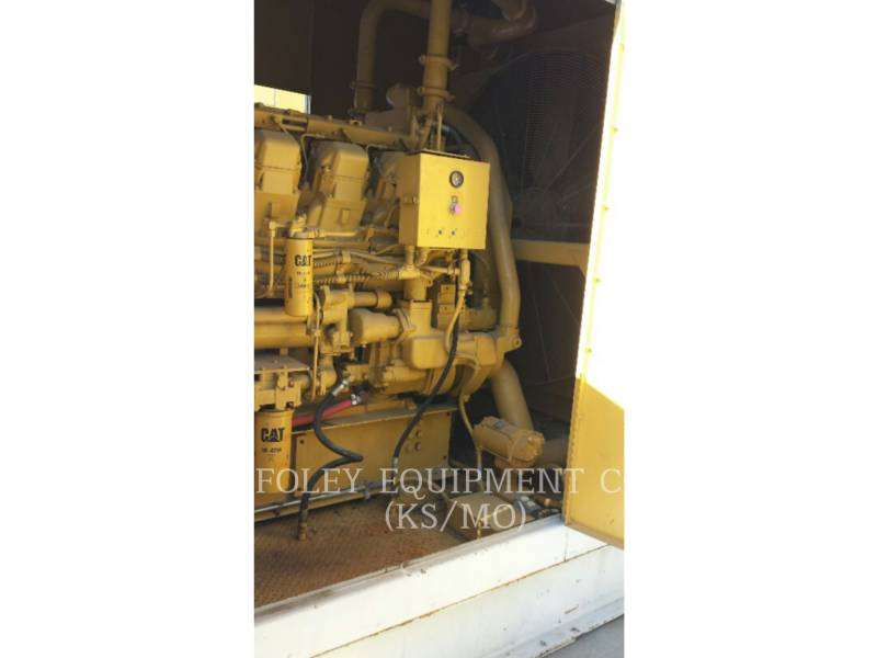 CATERPILLAR STATIONARY - DIESEL 3512EP equipment  photo 7