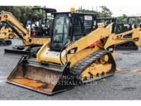 Equipment photo CATERPILLAR 259B3 MULTI TERRAIN LOADERS 1