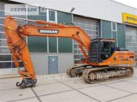 Equipment photo DOOSAN INFRACORE AMERICA CORP. DX300NLC-3 KOPARKI GĄSIENICOWE 1