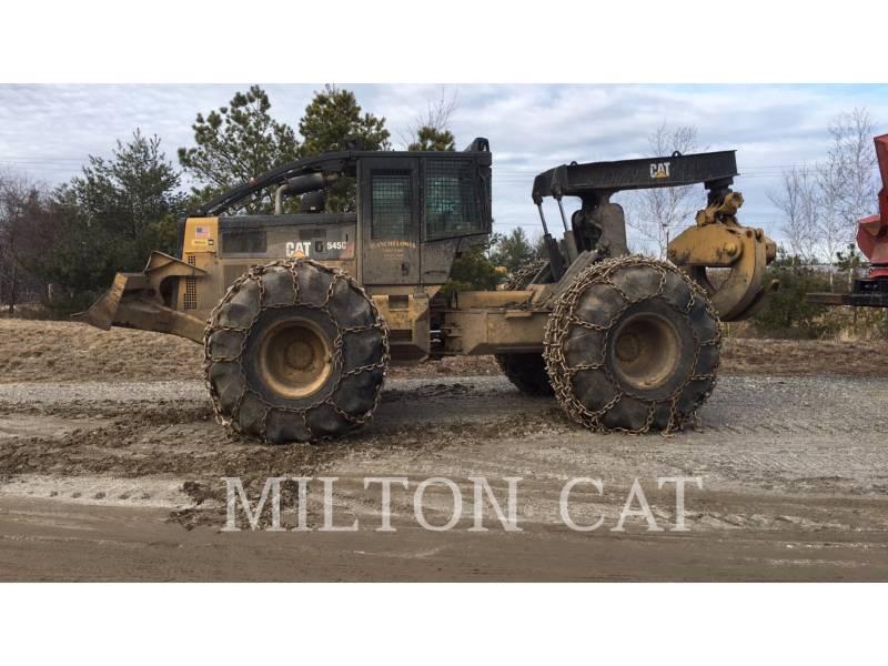 CATERPILLAR 林业 - 集材机 545C equipment  photo 3