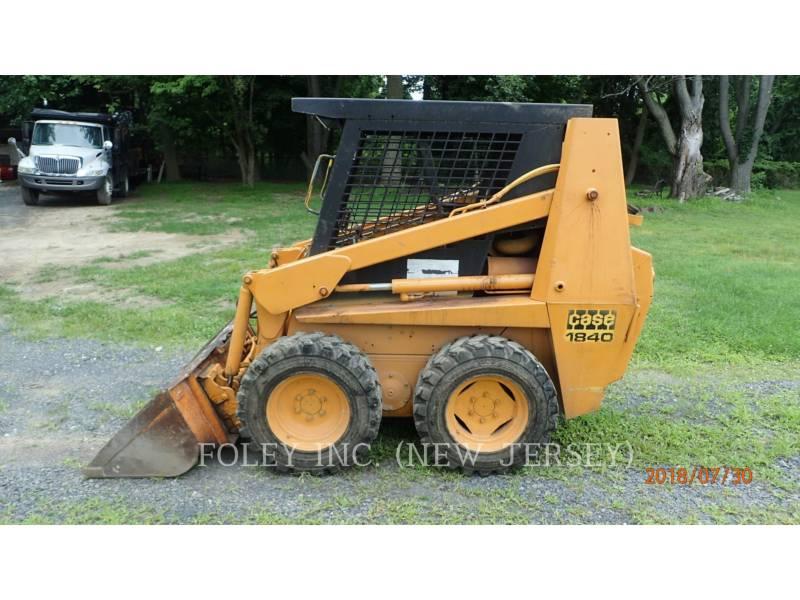 CASE MINICARGADORAS 1840 equipment  photo 2