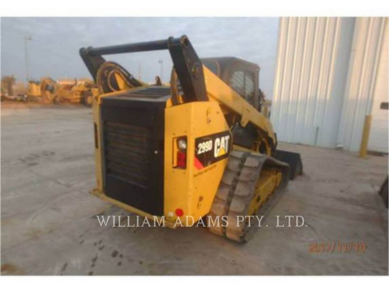 CATERPILLAR DELTALADER 299 D XHP equipment  photo 2