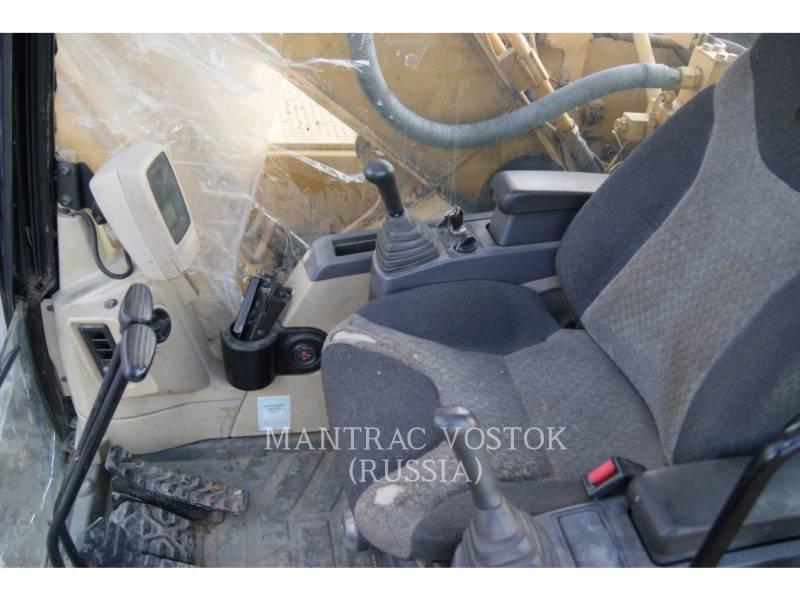 CATERPILLAR TRACK EXCAVATORS 320C equipment  photo 13