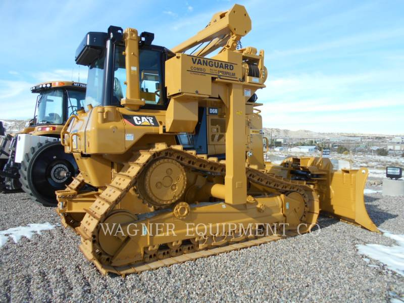 CATERPILLAR CIĄGNIKI GĄSIENICOWE D6N LGP PL equipment  photo 1