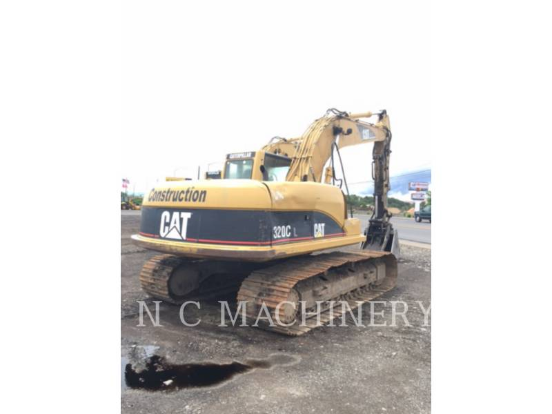 CATERPILLAR EXCAVADORAS DE CADENAS 320C L equipment  photo 5