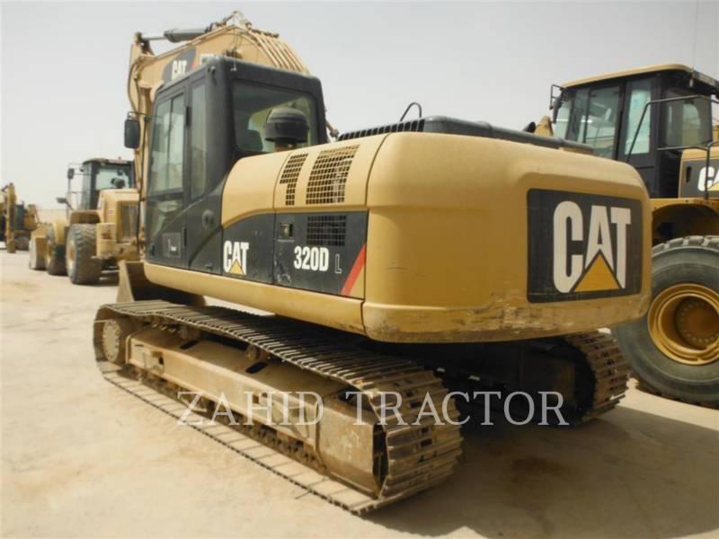 CATERPILLAR 履带式挖掘机 320DL equipment  photo 4