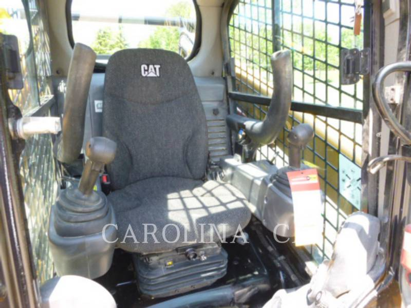 CATERPILLAR CARGADORES DE CADENAS 289D CB equipment  photo 7