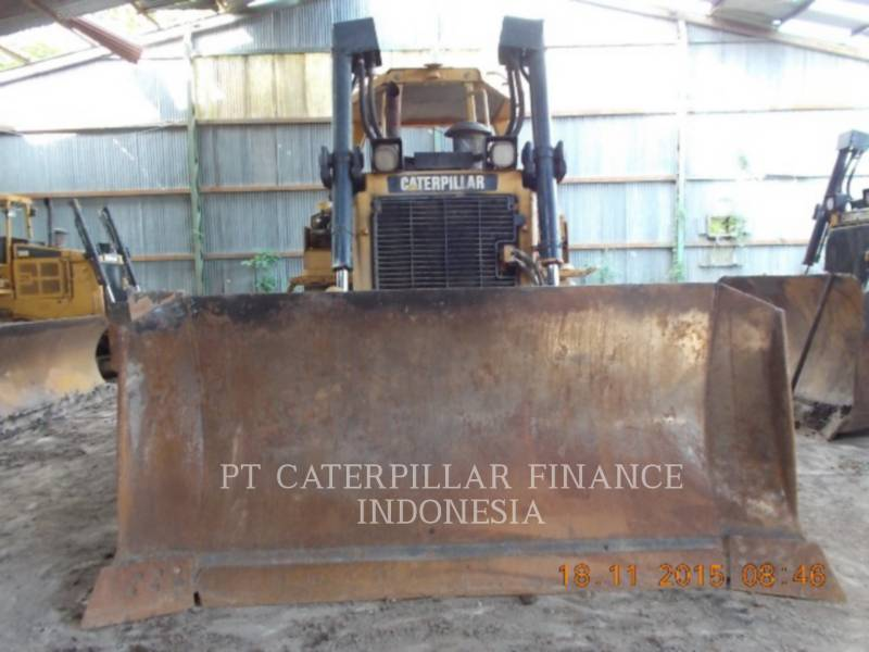 CATERPILLAR TRACTEURS MINIERS D6R equipment  photo 1