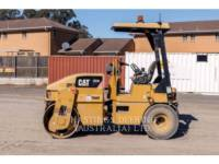 CATERPILLAR VIBRATORY DOUBLE DRUM ASPHALT CC34 equipment  photo 5