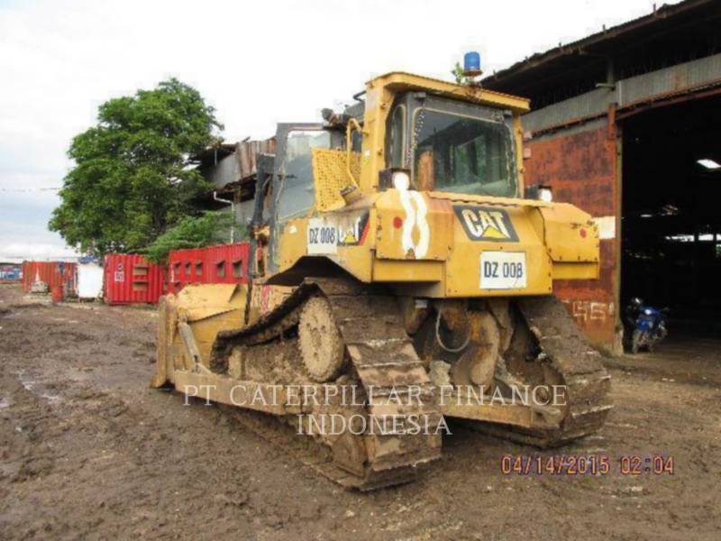 CATERPILLAR TRACK TYPE TRACTORS D6R equipment  photo 19