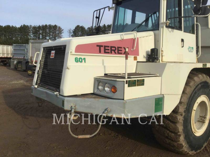 TEREX CORPORATION ARTICULATED TRUCKS TA30 equipment  photo 6