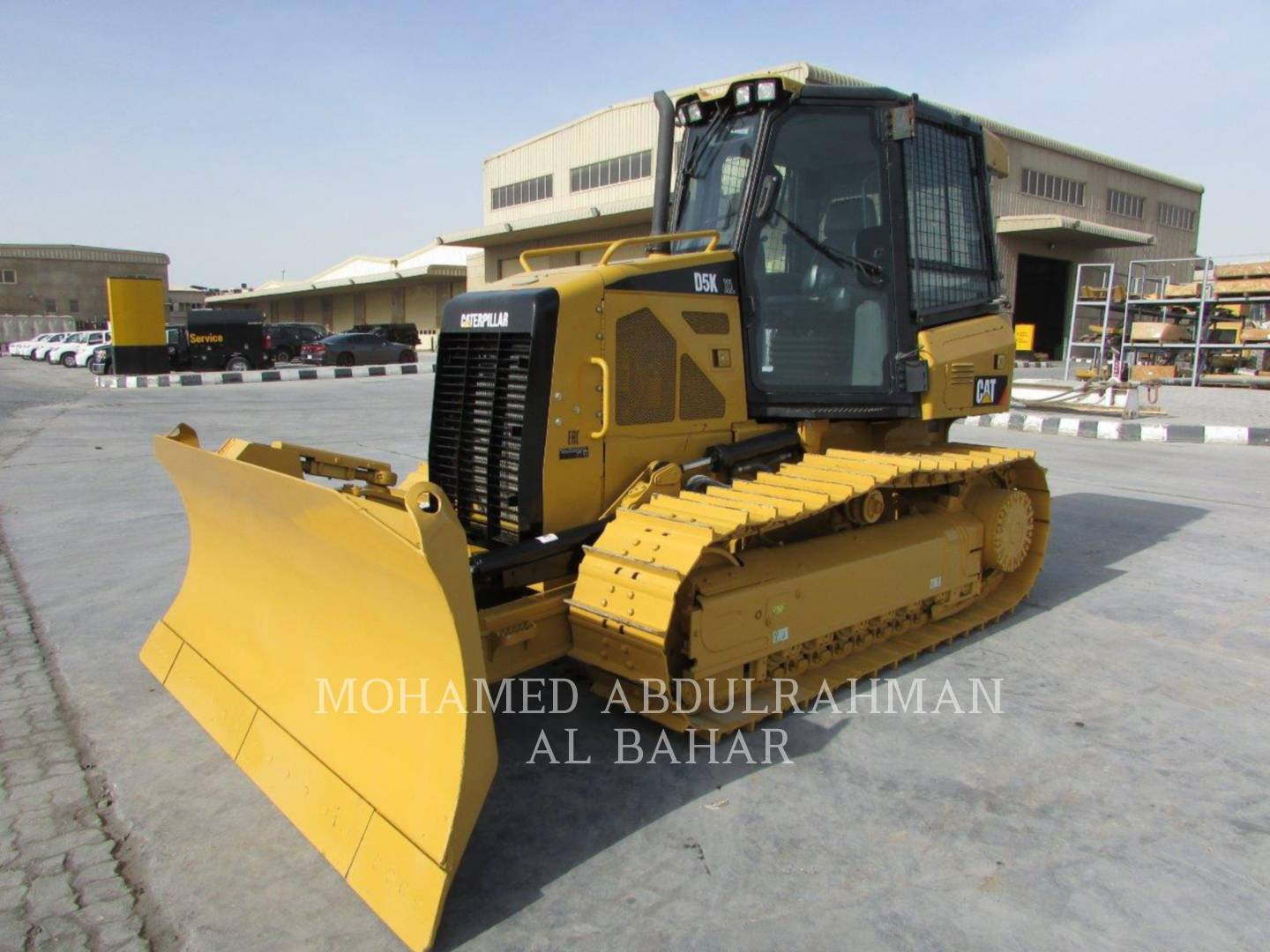 Model # D5KXL - skid steer loaders