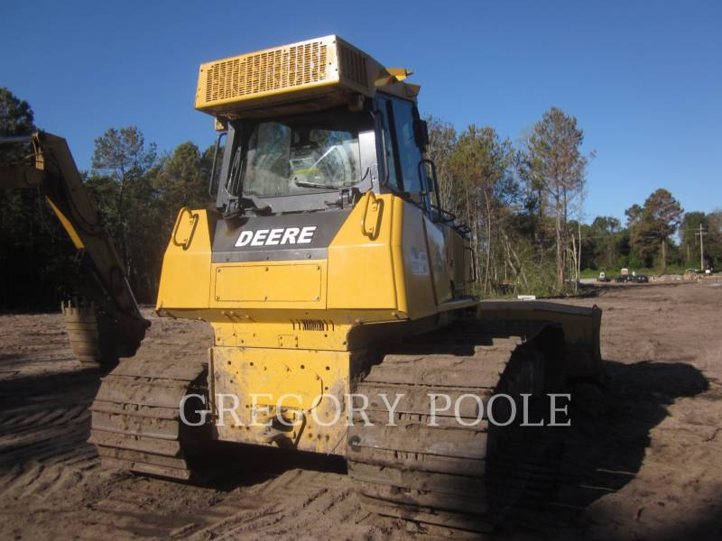 DEERE & CO. TRACTEURS SUR CHAINES 750K LGP equipment  photo 3