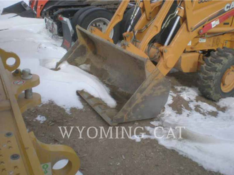 CASE/NEW HOLLAND BACKHOE LOADERS 580M II equipment  photo 2