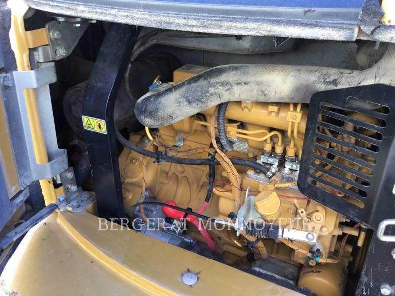 CATERPILLAR EXCAVADORAS DE CADENAS 305.5D CR equipment  photo 17