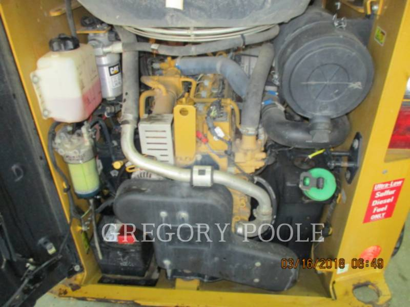 CATERPILLAR UNIWERSALNE ŁADOWARKI 259D N equipment  photo 12