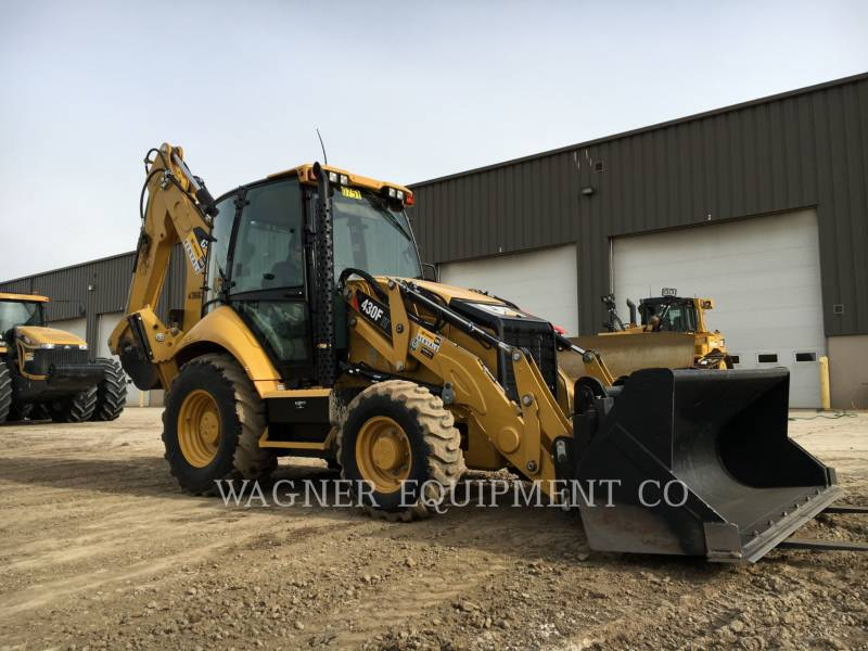 CATERPILLAR BACKHOE LOADERS 430F IT4WD equipment  photo 4