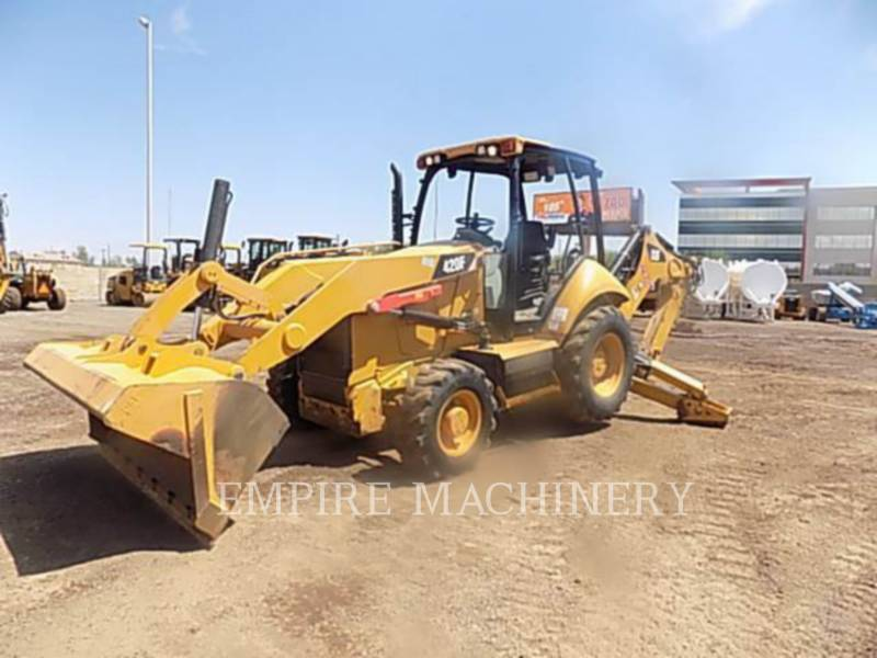 CATERPILLAR CHARGEUSES-PELLETEUSES 420FST equipment  photo 4