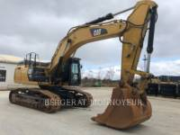 Equipment photo CATERPILLAR 349E KETTEN-HYDRAULIKBAGGER 1