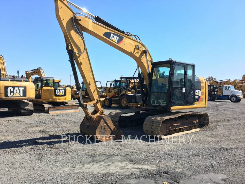 CATERPILLAR PELLE MINIERE EN BUTTE 312E equipment  photo 7