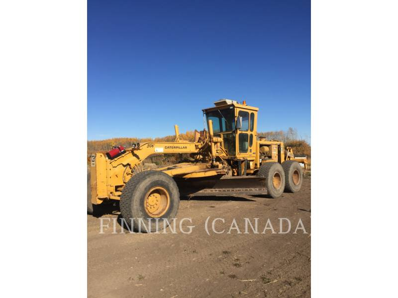 CATERPILLAR MOTOR GRADERS 14G equipment  photo 1