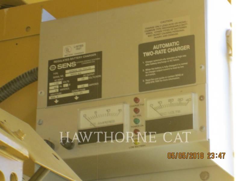 CATERPILLAR STATIONARY GENERATOR SETS 3406C equipment  photo 8
