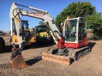 Equipment photo TAKEUCHI MFG. CO. LTD. TB260 KETTEN-HYDRAULIKBAGGER 1