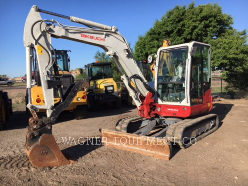 TAKEUCHI MFG. CO. LTD. EXCAVADORAS DE CADENAS TB260 equipment  photo 1