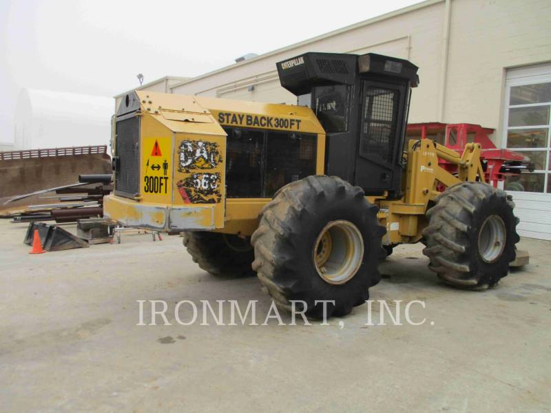 Caterpillar SILVICULTURĂ – MAŞINI DE ADUNAT COPACI 563 equipment  photo 4