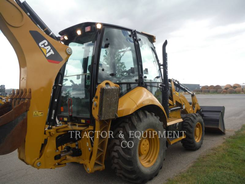 CATERPILLAR バックホーローダ 420F 4ETCB equipment  photo 4