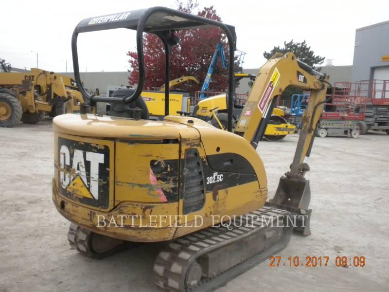 CATERPILLAR KOPARKI GĄSIENICOWE 302.5C equipment  photo 3