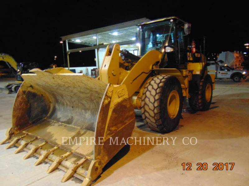 CATERPILLAR CHARGEURS SUR PNEUS/CHARGEURS INDUSTRIELS 950M equipment  photo 4