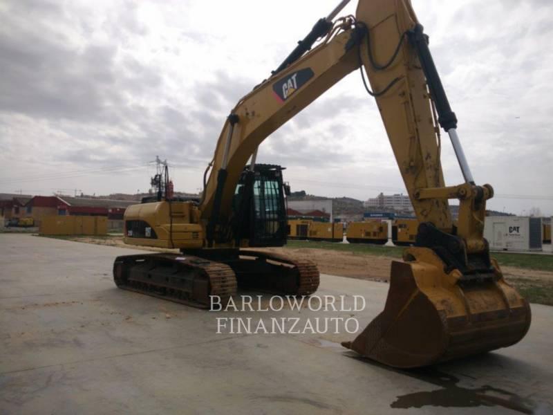 CATERPILLAR EXCAVADORAS DE CADENAS 329D equipment  photo 2