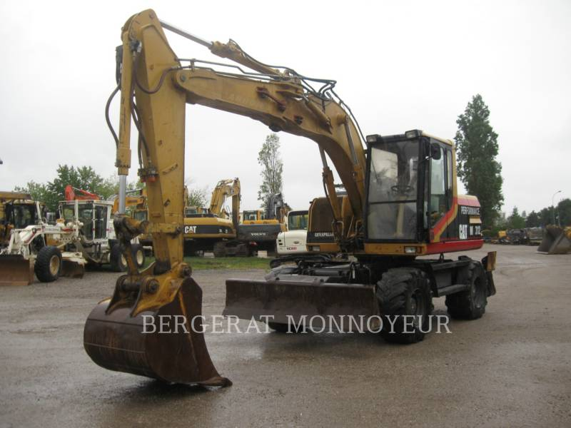 CATERPILLAR WHEEL EXCAVATORS M312 equipment  photo 2