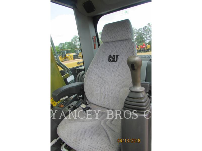 CATERPILLAR EXCAVADORAS DE RUEDAS M318D equipment  photo 9
