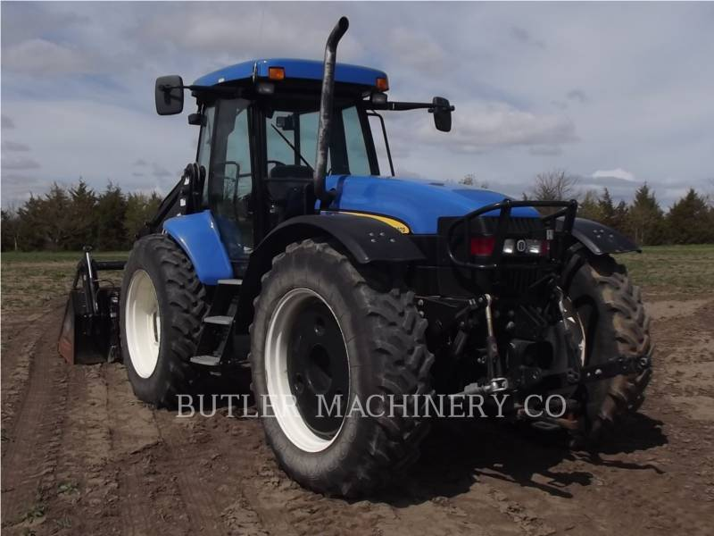 FORD / NEW HOLLAND AG TRACTORS TV6070 equipment  photo 7