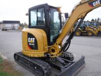 CATERPILLAR TRACK EXCAVATORS 303.5E2CRB equipment  photo 4