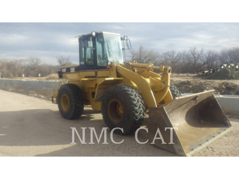 CATERPILLAR WHEEL LOADERS/INTEGRATED TOOLCARRIERS 938F equipment  photo 4