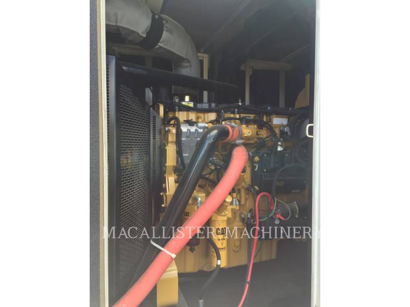 CATERPILLAR PORTABLE GENERATOR SETS XQ 300 equipment  photo 4