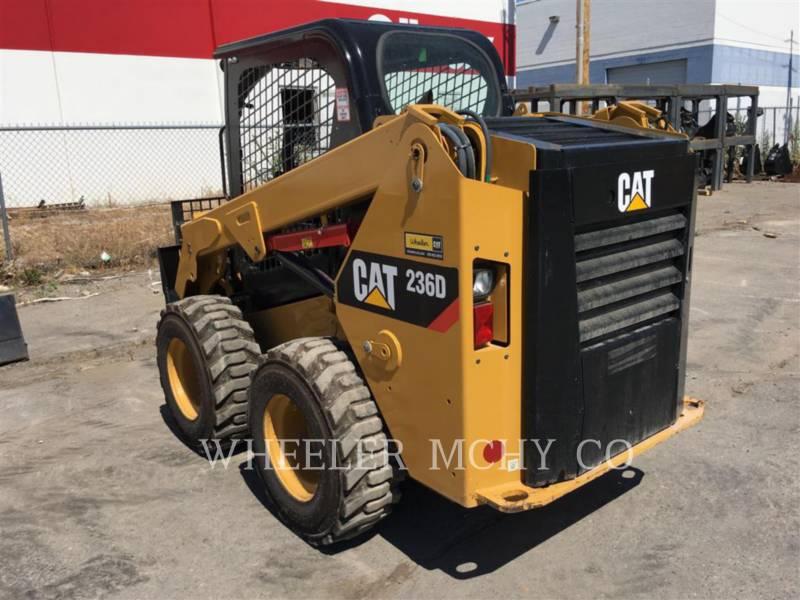 CATERPILLAR MINICARGADORAS 236D C1-H2 equipment  photo 2